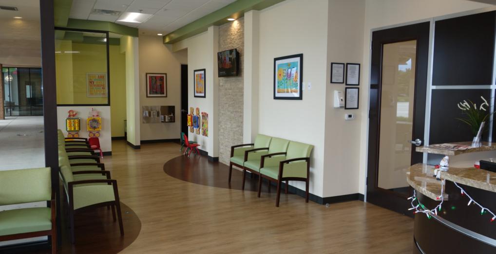 Sugar Land Pediatric Center Awesome room